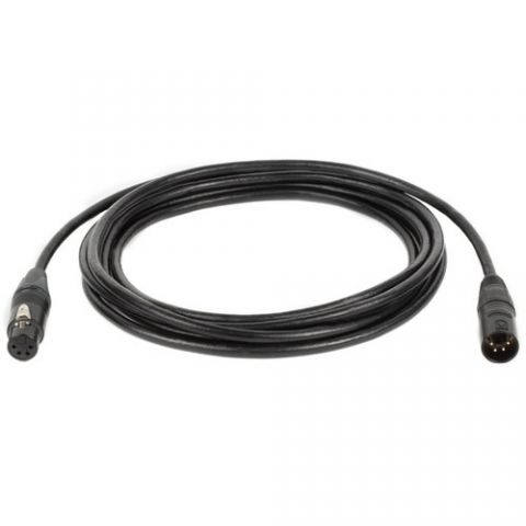 "Alterna Cables - 4pin XLR Power Extension Cable (Straight, 120"") by Wooden Camera"