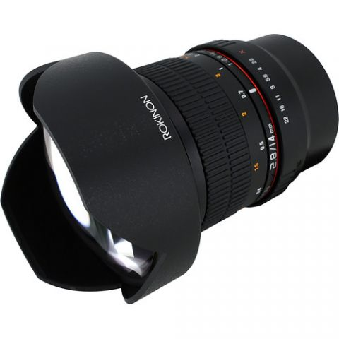 Rokinon 14mm f/2.8 ED AS IF UMC Lens for Sony E-Mount  by Rokinon