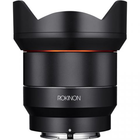 Rokinon AF 14mm f/2.8 FE Lens for Sony E  by Rokinon