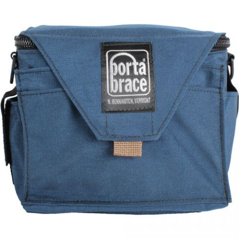 Porta Brace BP-3PS Handy accessory pouch that can be used separately or as a replacement pouch by Porta Brace