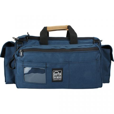 Porta Brace CAR-2 Cargo Case - for Mini DV Camcorder with Accessories (Blue)  by Porta Brace