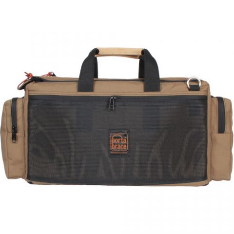 Porta Brace CAR-2CAMC Cargo Case Camera Edition (Tan)  by Porta Brace