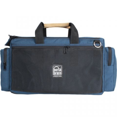 Porta Brace CAR-2CAMS Cargo Case Camera Edition (Blue)  by Porta Brace