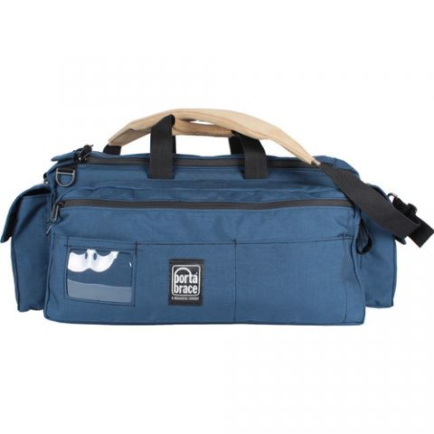Porta Brace CAR-3 Cargo Case - for Mini DV Camcorder with Accessories (Blue)  by Porta Brace