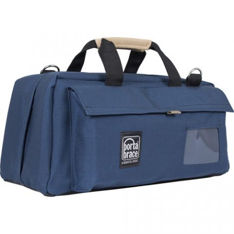 Porta Brace CS-DC3U Soft-sided, padded camera cases perfect for carrying HDSLR camera and lenses. by Porta Brace