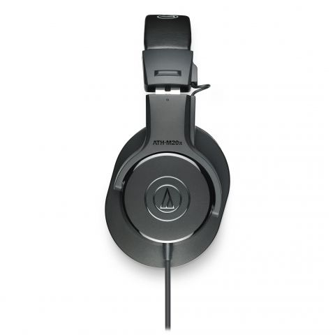 Audio-Technica ATH-M20X Closed-Back Dynamic Monitor Headphones by Audio-technica