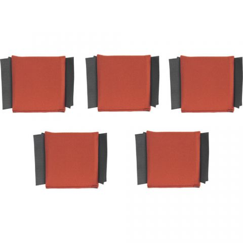 "Porta Brace DK-C45 4"" Divider Kit (5 Pack, Copper)  by Porta Brace"