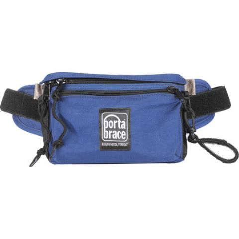 Porta Brace HIP-1 Tough Cordura hip pack for carrying & protecting accessories (S) by Porta Brace
