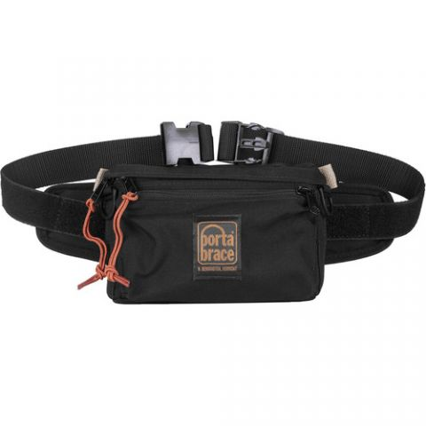 Porta Brace HIP-1B Tough Cordura hip pack for carrying & protecting accessories (S) by Porta Brace