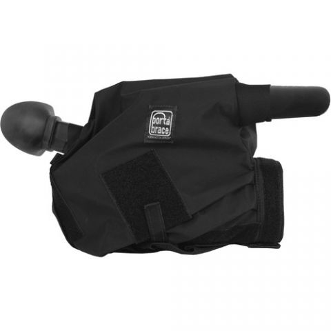 Porta Brace QRS-HM200 Quick Rain Slick Camera Cover for JVC GY-HM200 Camcorder  by Porta Brace