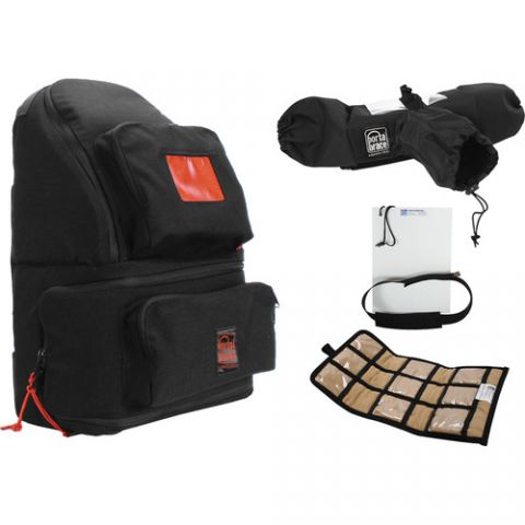 Porta Brace RIG-BK57D Backpack for Canon EOS 5D/7D (Black)  by Porta Brace