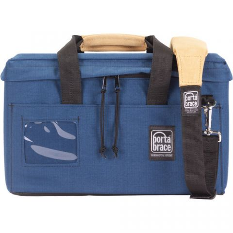 Porta Brace Mid-sized, rigid-frame carrying case for camera and lenses by Porta Brace