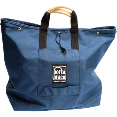 Porta Brace SP-1 Sack Pack, Small - for Audio, Photo and Video Gear (Blue)  by Porta Brace
