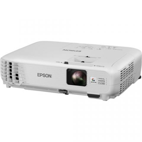Epson PowerLite Home Cinema 1040 WUXGA 3LCD Home Theater Projector  by Epson