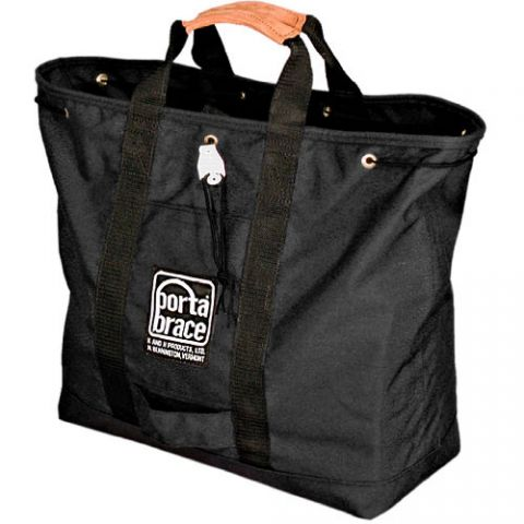Porta Brace SP-1 Sack Pack, Small - for Audio, Photo and Video Gear (Black)  by Porta Brace