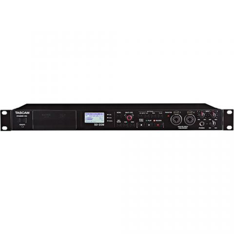 Tascam  SD-20M 4-Track Solid-State Recorder   by Tascam