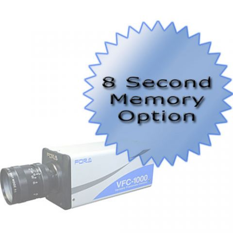 For.A  1000-8SEC 8 Second Memory Option for VFC-1000   by For.A
