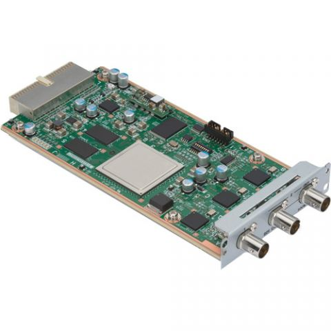 For.A  HVS-30HSDO HD/SD-SDI Output Card for HVS-300HS   by For.A