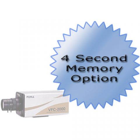 For.A  2000-4SEC 4 Second Memory Option for VFC-2000   by For.A
