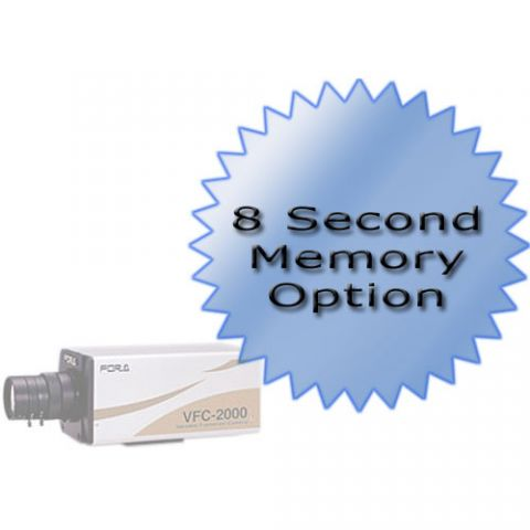 For.A  2000-8SEC 8 Second Memory Option for VFC-2000   by For.A