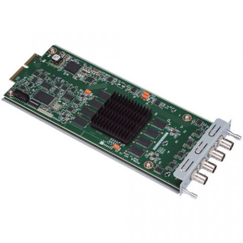 For.A  HVS-100DI-A HD/SD-SDI Input Card   by For.A