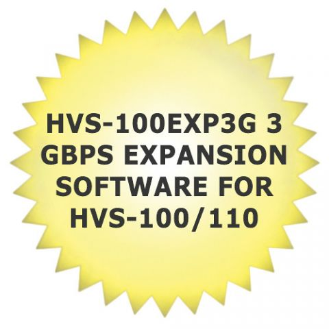 For.A  HVS-100EXP3G 3G-SDI Upgrade for HVS-100/110   by For.A