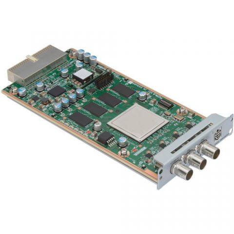 For.A  HVS-30HSAO Analog Video Output Card for HVS-300HS   by For.A