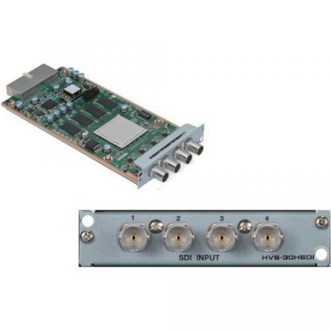 For.A  HVS-30HSDI HD/SD-SDI Input Card for HVS-300HS   by For.A