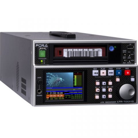 For.A  LTR-100HS LTO-5 Video Archiving Recorder   by For.A