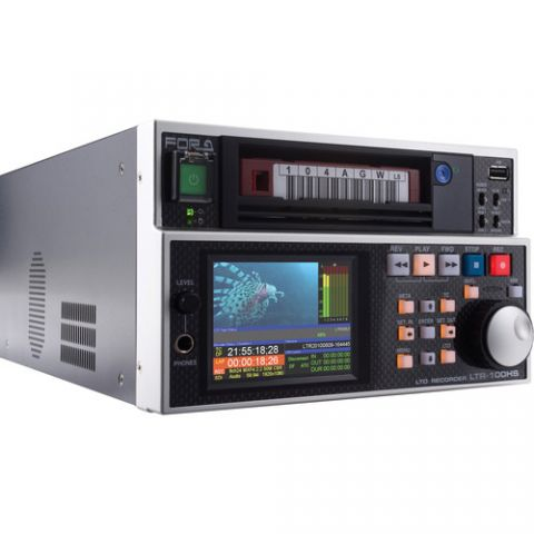 For.A  LTR-100HS6 LTO-6 MPEG-2 Video Archiving Recorder   by For.A