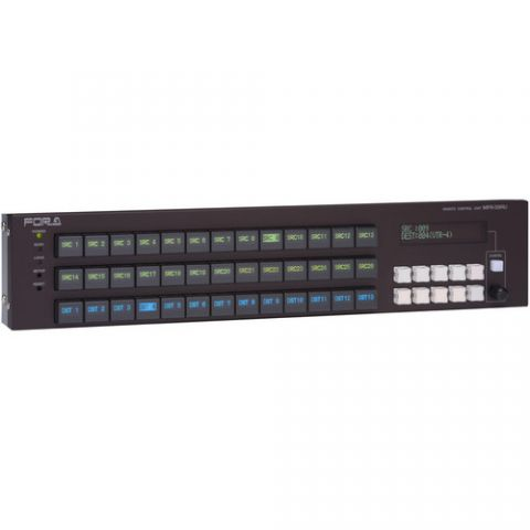 For.A  MFR-39RU Remote Control Unit for MFR-5000 Routing Switchers   by For.A