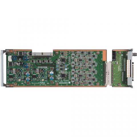 For.A  Analog Audio Output Card for UFM-30DEMUX De-Multiplexer   by For.A