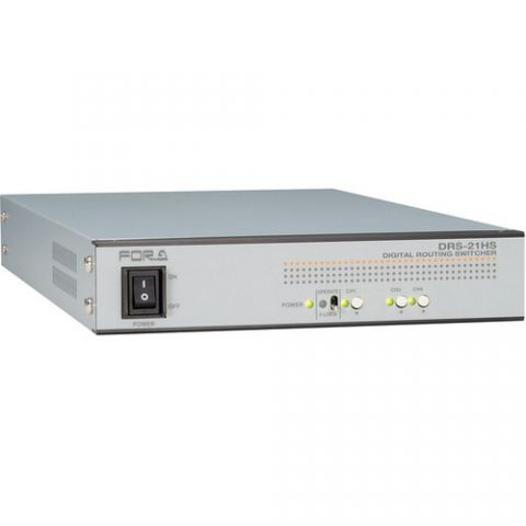 For.A  DRS-21HS HD/SD Routing Switcher   by For.A