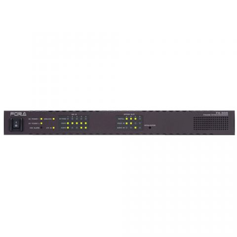 For.A  FA-505 Multi-Channel Signal Processor   by For.A