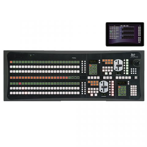 For.A  HVS-2244OU 24-Button Control Panel for HVS-4000 Digital Video Switcher   by For.A