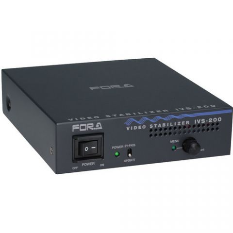 For.A  IVS-200 Composite Video Stabilizer & Optimizer   by For.A