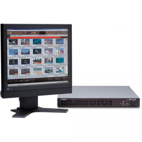 For.A  MBP-100MP Multi-Format Player with 128GB Solid State Drive   by For.A