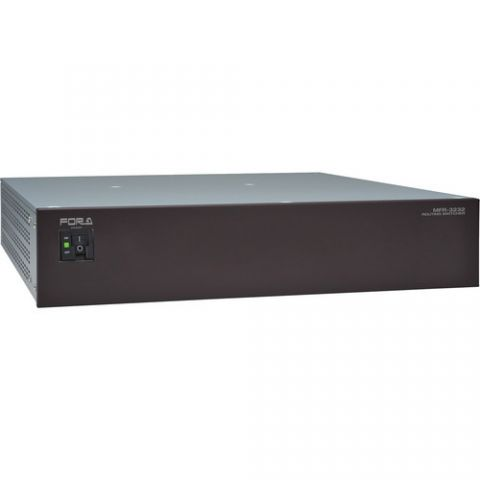 For.A  MFR 5000 3G/HD/SD/ASI/AES/Data Routing Switcher (32 x 32)   by For.A