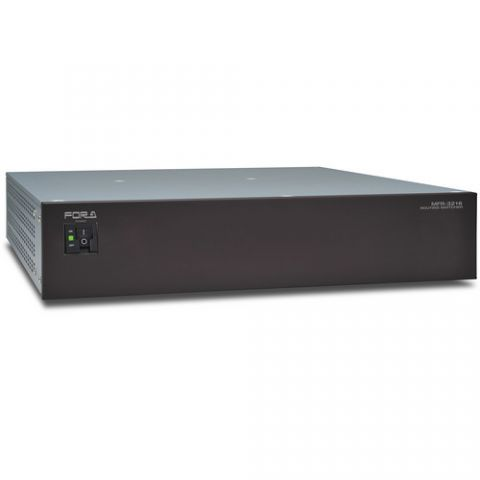 For.A  MFR-3216 Multi Format Routing Switcher   by For.A