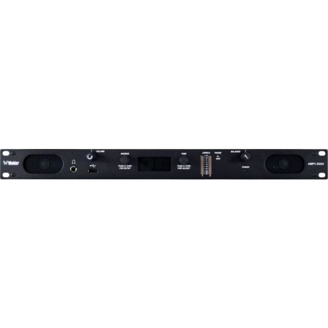 Wohler  2-Channel 3G/HD/SD-SDI, AES, & Analog Audio Monitor   by Wohler