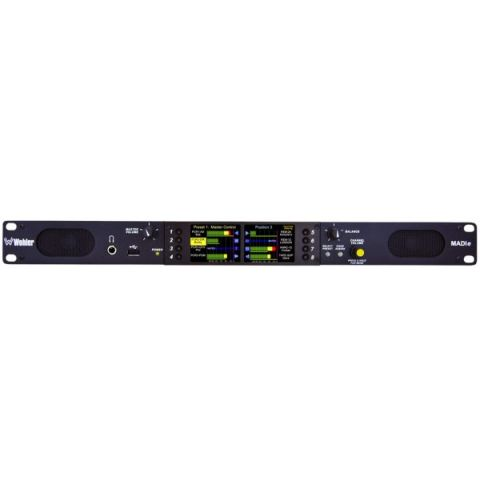 Wohler  AMP1-MADIe-MM In-Rack MADI Audio Monitor (Multi-Mode)   by Wohler