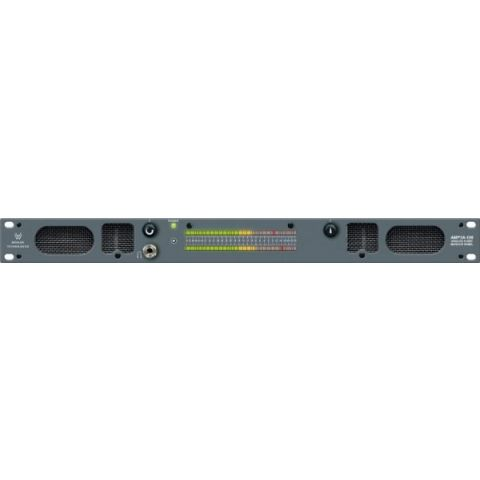 Wohler  AMP1A-106 - Active Rackmount Ultra-Nearfield Stereo Speaker Monitoring Unit with 106-Segment Bar Graph Metering   by Wohler