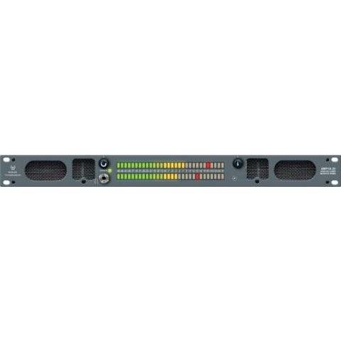 Wohler  AMP1A-30 - Active Rackmount Ultra-Nearfield Stereo Speaker Monitoring Unit with 30-Segment Metering   by Wohler