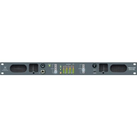 Wohler  AMP1A-VTR2 - Active Rackmount Ultra-Nearfield Stereo Speaker Monitoring Unit with 8 Input Channels and Four 26-Segment Meters   by Wohler