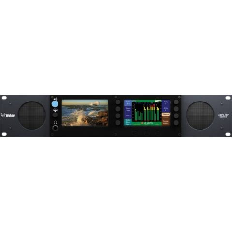 Wohler  AMP2-16V-M 16-Channel Audio / Video Processing Monitor   by Wohler