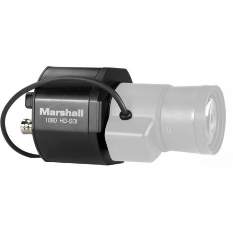 Marshall Electronics  CV345-CSB 2.5MP 3G-SDI/HDMI Compact Broadcast Compatible Camera (Breakout Cable)   by Marshall Electronics