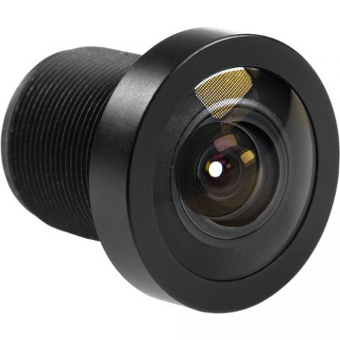 "Marshall Electronics  V-4402.1-2.5-HR 1/3"" M12 Mount 2.1mm f/2.5 Hi-Res Miniature Lens   by Marshall Electronics"