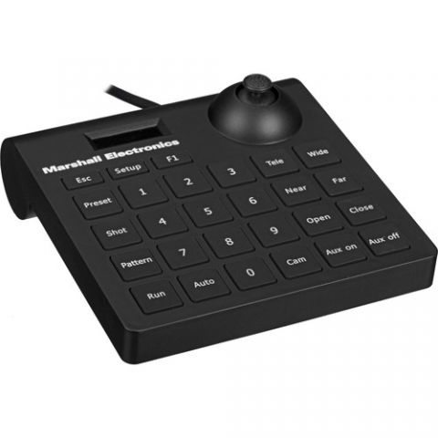 Marshall Electronics  Camera PTZ/OSD Menu Mini Joystick Controller   by Marshall Electronics