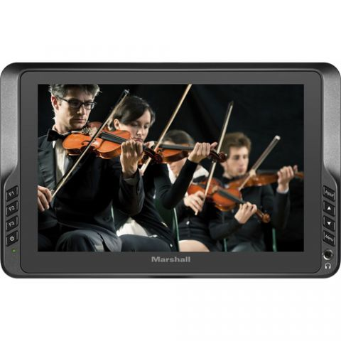 """Marshall Electronics  7"""" Cameratop Monitor (1920 x 1200) with HDMI and 3G SDI   by Marshall Electronics"""