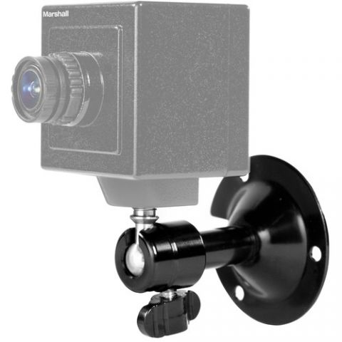 "Marshall Electronics  Mini 1/4""-20 Wall & Swivel Mount for Select Compact Cameras   by Marshall Electronics"